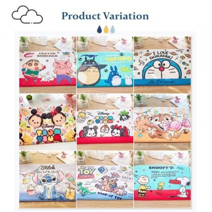 [Little B House]Cartoon Bath Mat Soft Bathroom Carpet Non-slip Absorbent Foot Mat Bathroom Rug Door Mat Quick-drying Door Mat可爱卡通脚垫-SO08